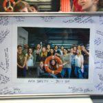 Gruppenfoto für Carsten